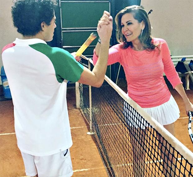 santanche-figlio-tennis