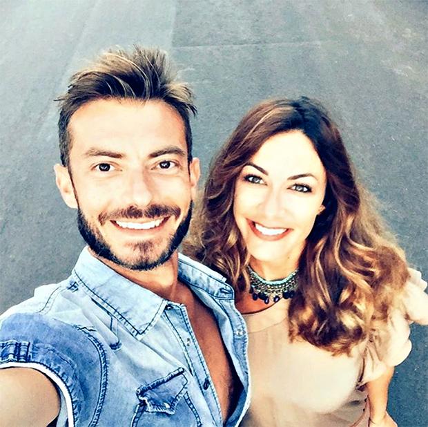 Melita Toniolo e Andre... Victoria Beckham Smile