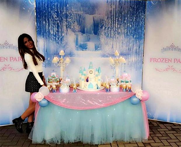 Populaire Tavassi, una festa a tema Frozen per la sua Chloe | Pagina 6 GM44